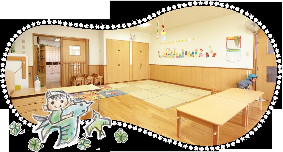 可児さくら保育園は、一時預かり保育、延長保育、休日保育、病児保育も行っております